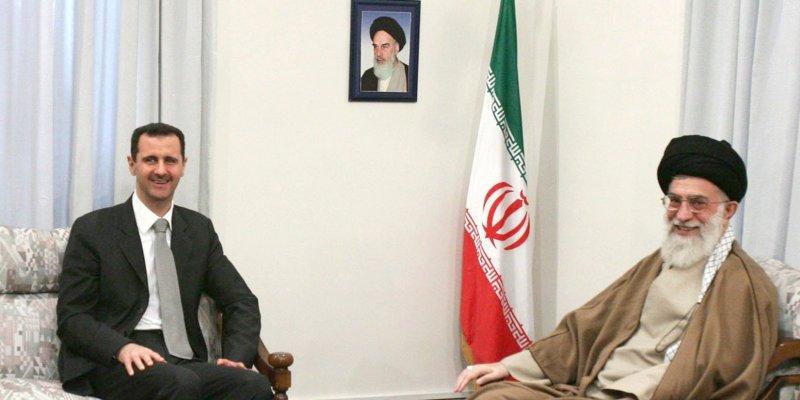 assad-et-khamenei